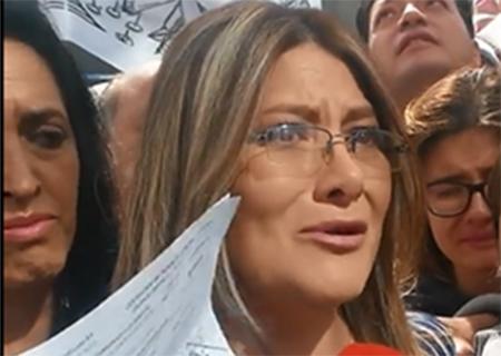Esposa de Fernando Villavicencio entregó 47 mil dólares a Rafael Correa