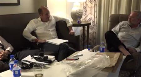 Nuevo CAPAYALEAK revela que Correa pidió dinero a Fidel Egas y Estéfano Isaías (Video)