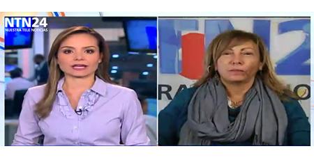Ex directora del CNE de Venezuela advierte que el registro electoral de Ecuador está totalmente viciado (Video)