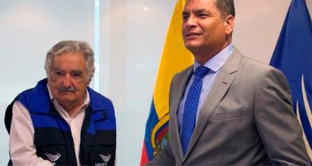 Todo es una conspiración para Rafael Correa