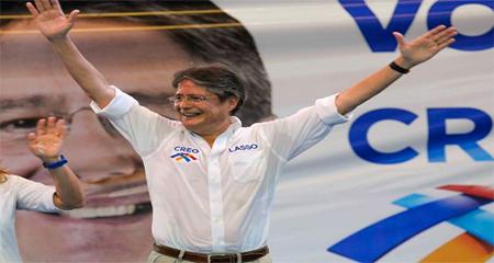 Guillermo Lasso promete terminar con las misiones de médicos cubanos en Ecuador