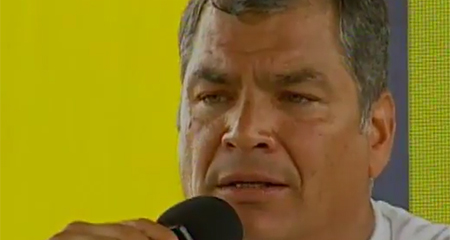 Se viene la lista de Odebrecht y Correa lo sabe (Video)