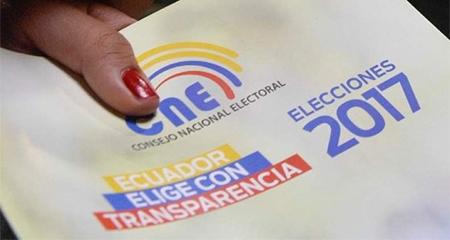 Cadena Univisión revela intento de cambiar el lugar de votación para ecuatorianos en Miami (Video)