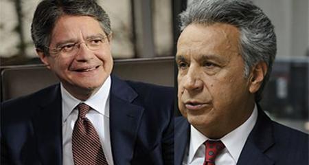 La denominada Red de Maestros cancela el debate entre Guillermo Lasso y Lenin Moreno