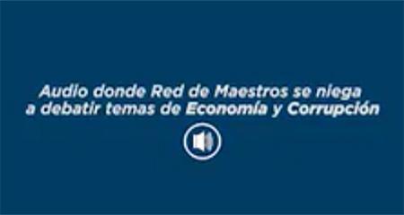 Audio revela que correístas no querían hablar de corrupción, ni economía en debate (Audio)