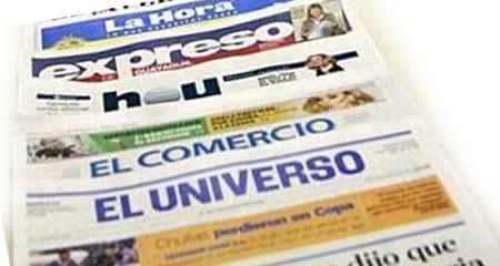 Siete medios denunciados por colectivo afín al gobierno, por no reproducir una nota de un medio argentino sobre candidato de oposición