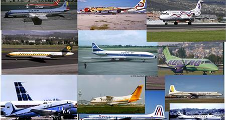 La aviación en tiempos de cólera