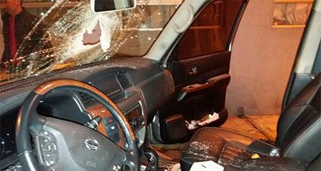 Andrés Páez denuncia atentado en su contra