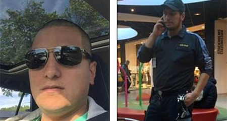 Héroe ecuatoriano evitó más muertes en atentado de Estocolmo, Suecia