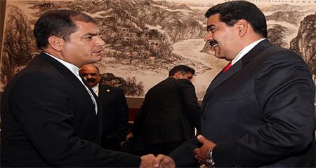 De Maduro a Moreno, de Venezuela a Ecuador, puro fraude