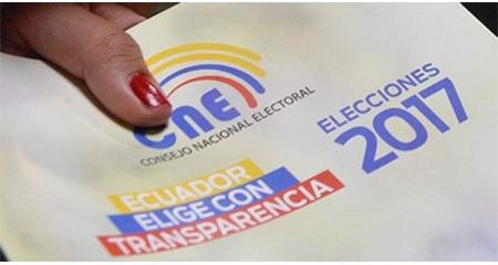 Prefraude, fraude y posfraude en Ecuador