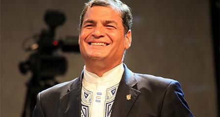 Correa nominado como posible alcalde de Guayaquil