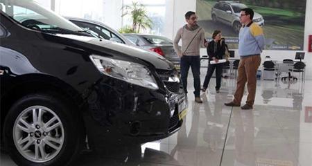 En Ecuador los tributos en los vehículos pesan hasta 49% del precio