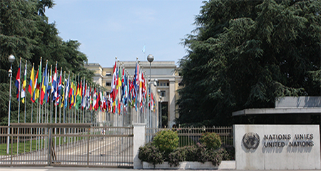 Naciones Unidas evaluará la situación de los Derechos Humanos del Ecuador