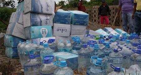Descubren bodega con donaciones para afectados por el terremoto del 16A ya caducadas