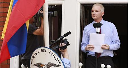 Julian Assange prefiere asilo en Francia y no en Ecuador