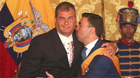 CREO: «Correa premia al responsable de fraude electoral»