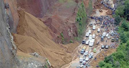 Ecuador registra 40 muertos a causa de la temporada invernal