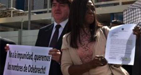 Piden vincular a Rafael Correa y Jorge Glas en investigación por corrupción