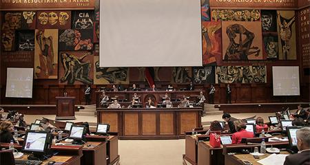 Con 73 votos, Alianza PAIS negó el pedido de comparecencia de Jorge Glas a la Asamblea