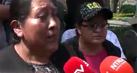 Familiares de 5 policías presos por el 30s piden indulto e iniciarán una huelga de hambre