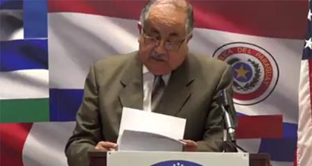 Coronel Alberto Molina presentó en Miami su libro: Militares en su laberinto. Gobierno de Rafel Correa