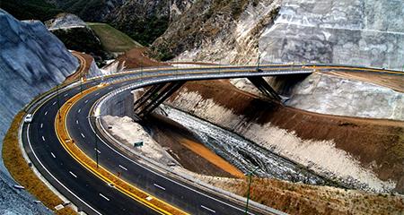 Ruta Collas-Tababela costó $111 millones de más