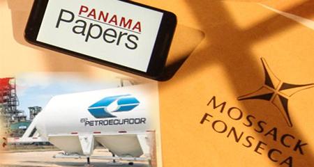 Investigan supuesto blanqueo de capitales de Mossack Fonseca en sus relaciones con Petroecuador