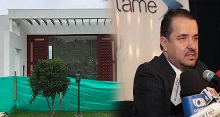Fiscalía inicia investigación por enriquecimiento ilícito a Fernando Guerrero, ex gerente de Tame