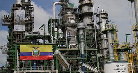 Refinería de Esmeraldas se paralizará por daño en reactor