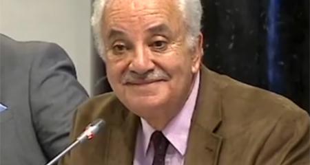 Ex Fiscal Galo Chiriboga fue retenido en aeropuerto mientras intentaba salir del país