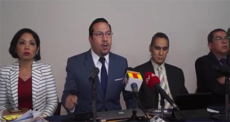Ex jueces denunciaron haber sido destituídos por no responder a presiones