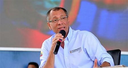Asamblea autoriza se proceda al enjuiciamiento penal del Vicepresidente Jorge Glas