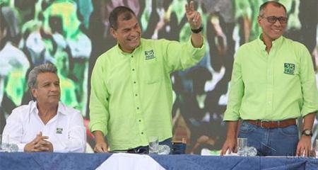 Lenin Moreno resalta que la lucha contra la corrupción debe ser sin diferencias