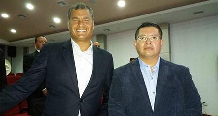 Fiscal Fabián Salazar investiga presunto espionaje a Lenín Moreno