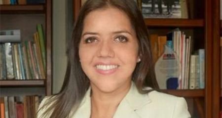 María Alejandra Vicuña asumirá la vicepresidencia en lugar de Jorge Glas