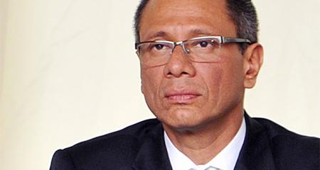 Contraloría sanciona con destitución al vicepresidente Jorge Glas