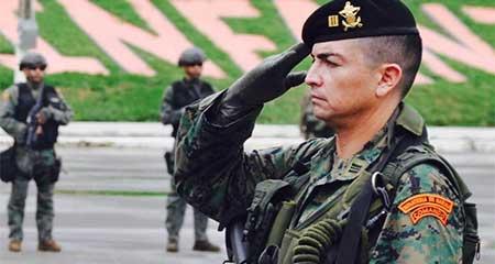 Capitán Ortega reclama intromisión correísta en la CIDH