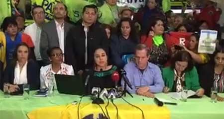 Destituyen a Lenin Moreno de la presidencia de Alianza PAIS