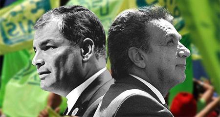 El ajuste de cuentas entre el MIR y Alianza PAIS