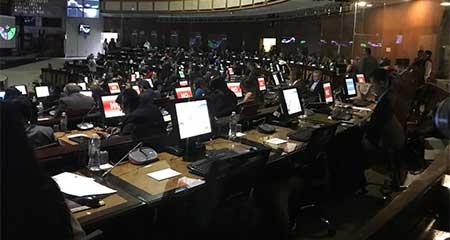 Asamblea no permite que Carlos Ochoa comparezca y explique procesos contra medios de comunicación