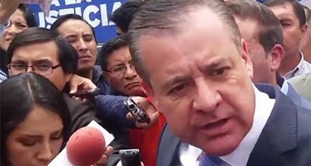 Andrés Páez advierte que debe haber orden de captura para Juan Pablo Pozo, tras declaraciones de Mangas