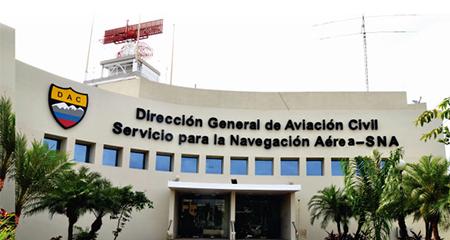 Carlos Javier Álvarez Mantilla, nuevo director general de Aviación Civil (DAC)