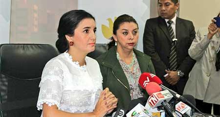 Rosana Alvarado, sobre la muerte de sospechoso de asesinato de niña Emilia Benavides (Video)