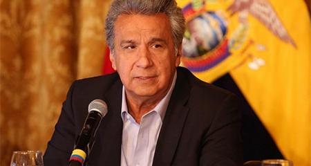 Lenin Moreno concede el indulto a 2 acusados por peculado