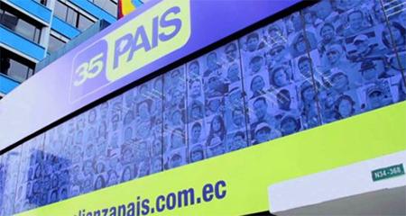 Alianza PAIS, el partido que cae cada vez más hondo en las encuestas