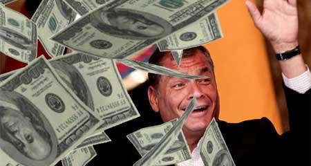 Contraloría examinará manejo de la deuda pública durante el mandato de Rafael Correa