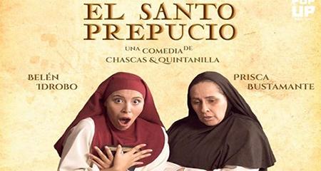En Guayaquil clausuran obra teatral «El Santo Prepucio»