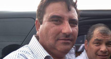 Correísta que tumbó puerta en Vinces condenado a cinco días de cárcel