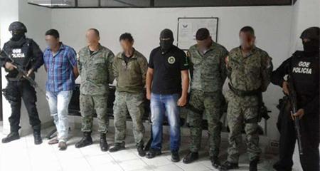 Ejército del Ecuador lamenta que 4 militares estén envueltos en asalto a vivienda